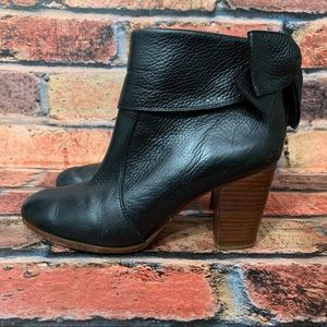 Kate Spade Bow Ankle Boots